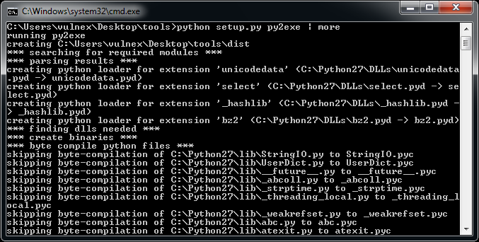 how to run python script without typing python windows