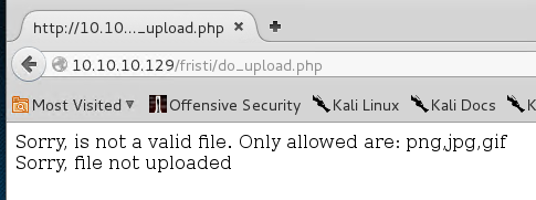 offensive security kali